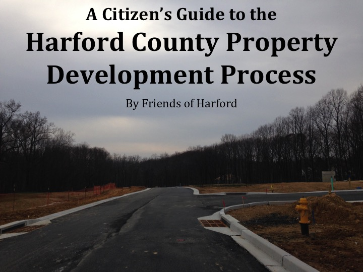 A Citizen's Guide to the Harford County Development Process