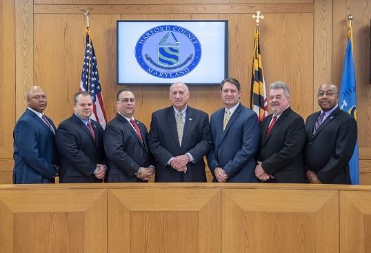 2018-2022 Harford County Council